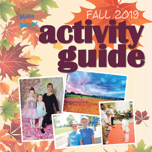 picture of the activity guide