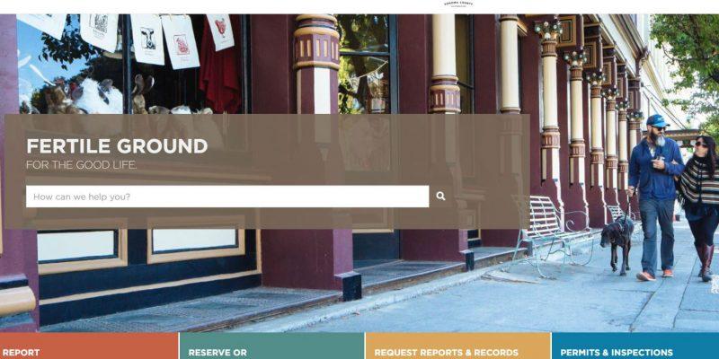 City Webpage