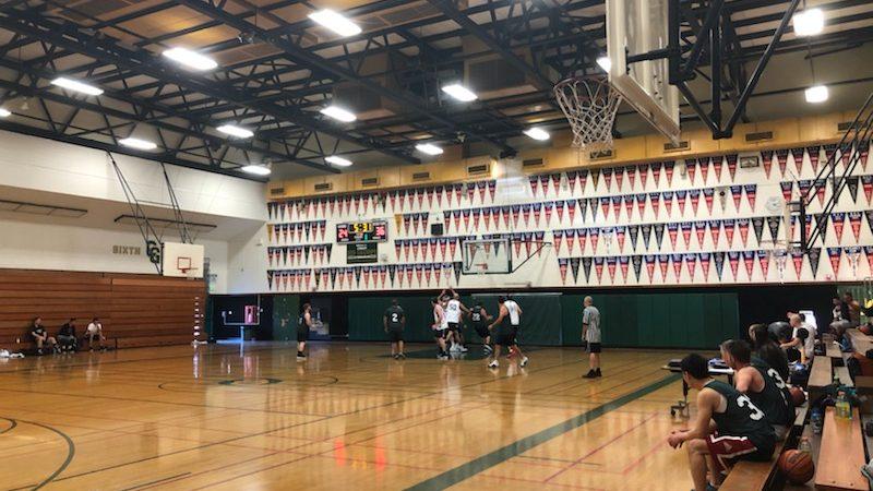 Adult Basketball #2