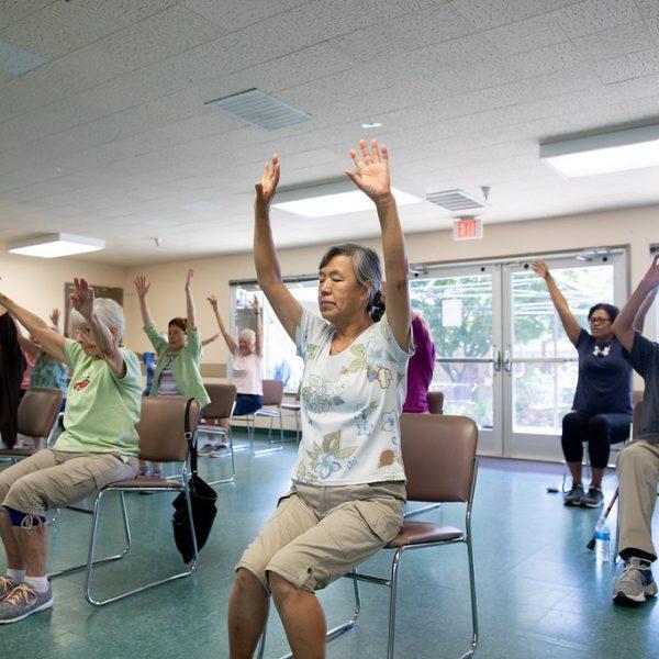 Senior Center Fitness