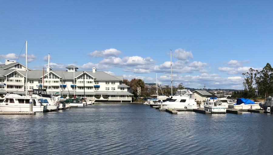 Marina & River Dredging