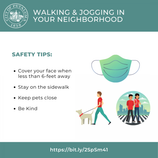 graphic on safety tips for parks