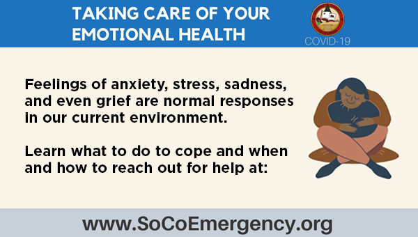 Taking Care of Your Emotional Health