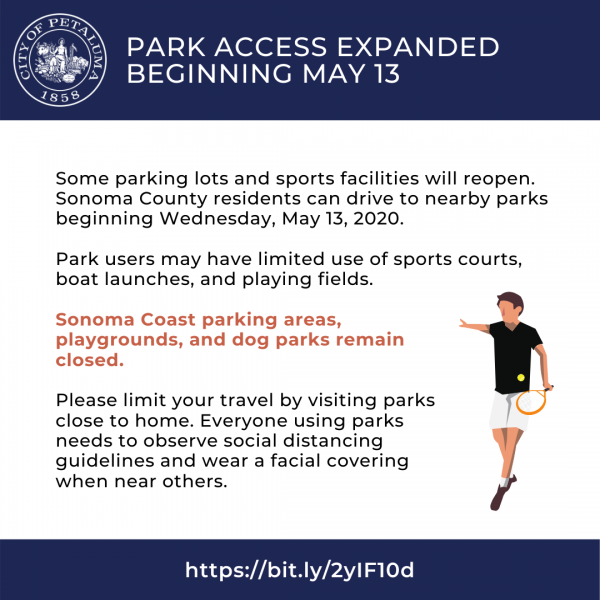park access expanded graphic in english