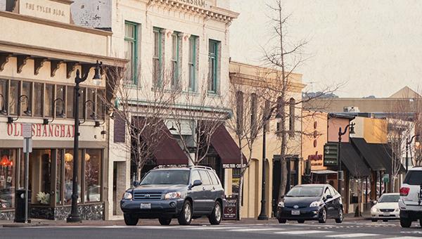 downtown Petaluma image