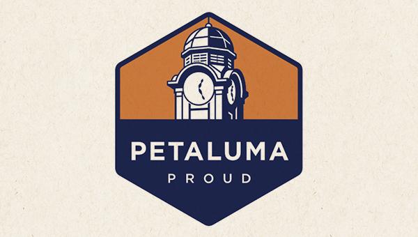 petaluma proud logo