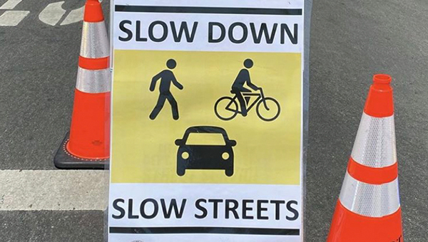 image for slow down slow streets
