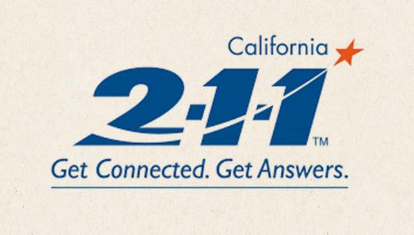 logo for 2-1-1