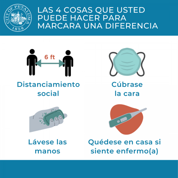 make a difference graphic in spanish