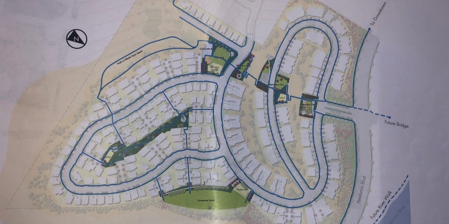 Parks and Open Space Trail Connection Plan for Quarry Heights