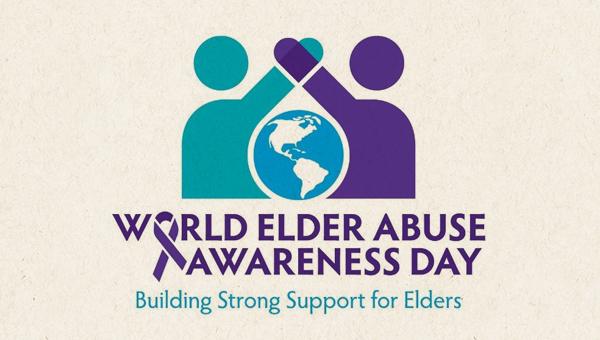 logo of World Elder Abuse Awareness Day
