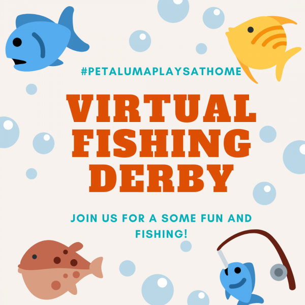 graphic featuring Virtual Fishing Derby