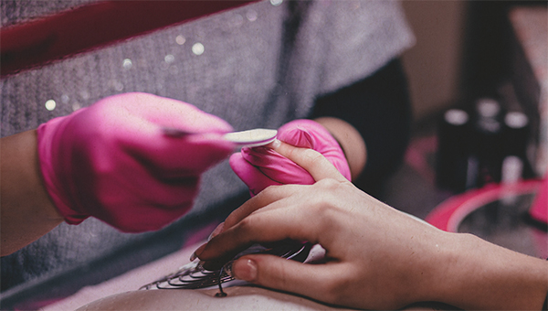image of nail salon