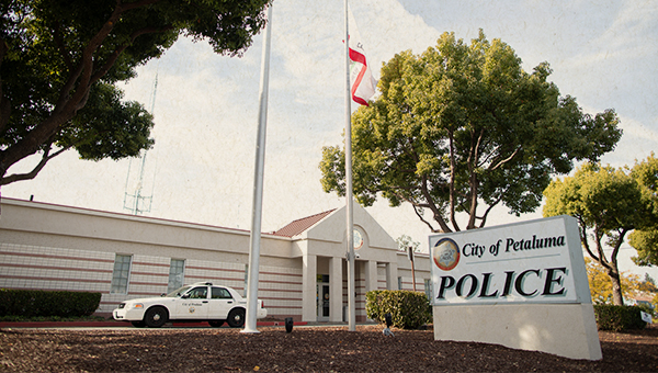 picture of police station