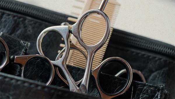 photo of scissors