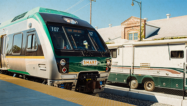 picture of smart train