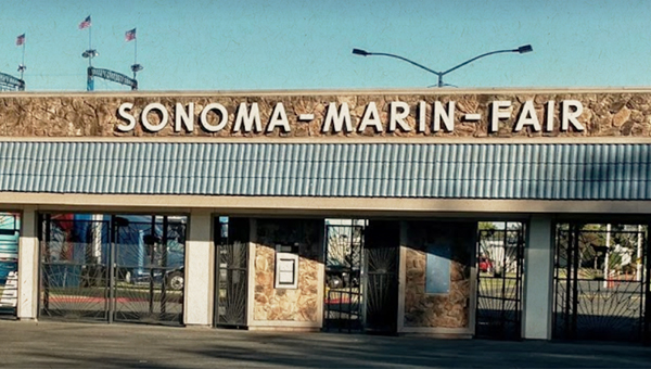 picture of sonoma-marin fairgrounds entrance