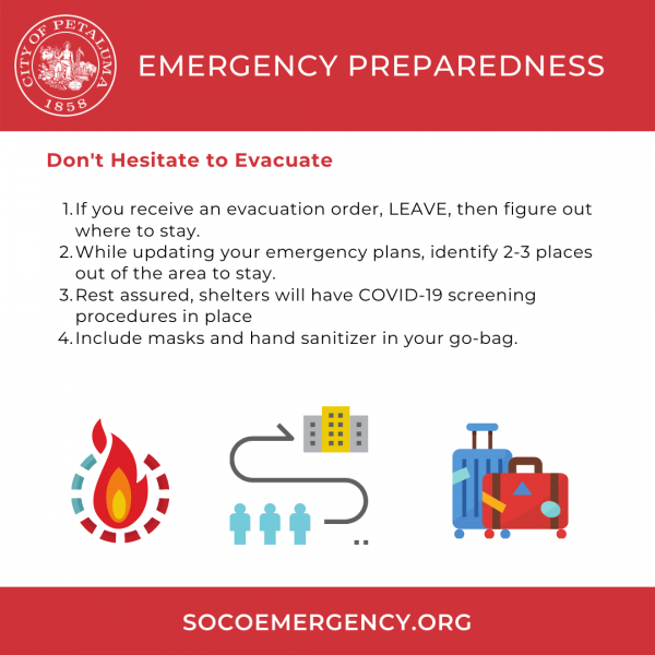 evacuate graphic in english