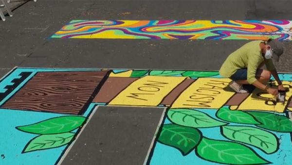 petaluma blm mural project