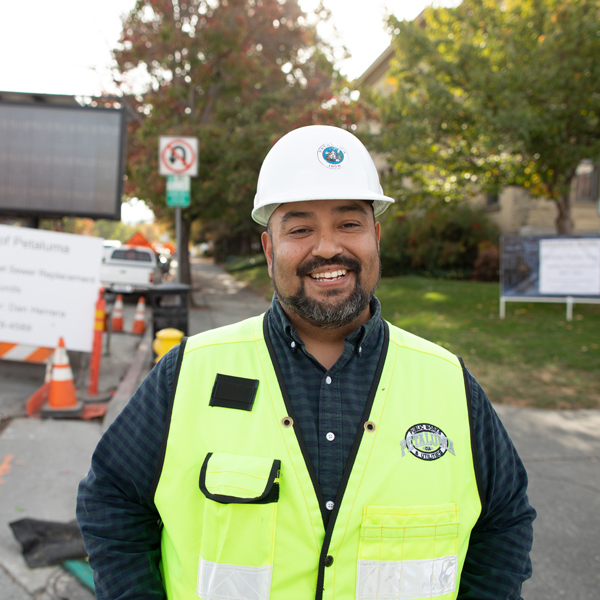 picture of city worker
