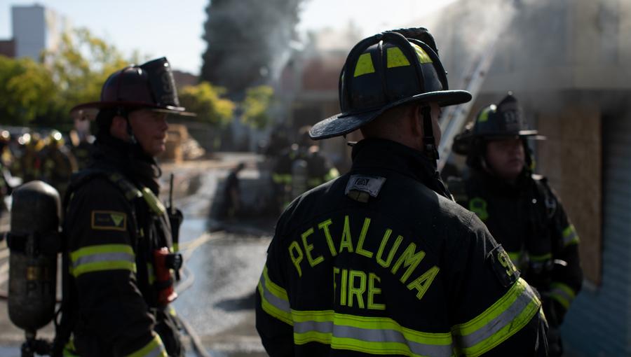 disaster response image