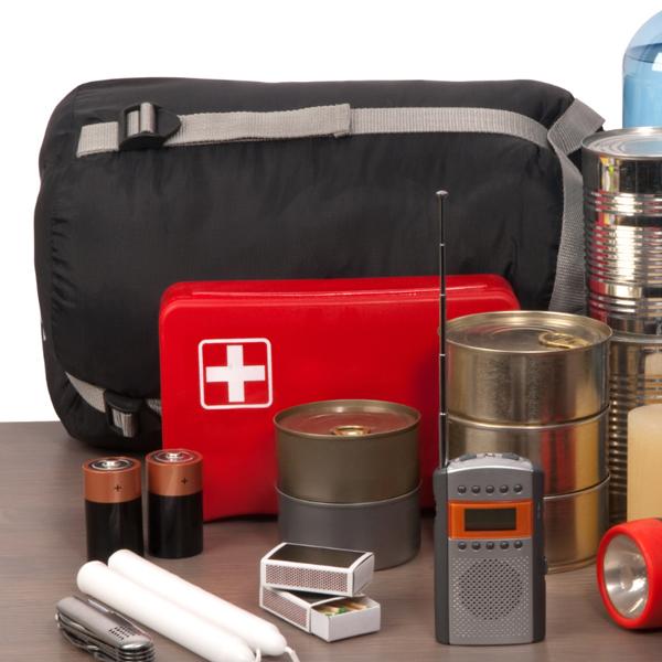 image of emergency kit