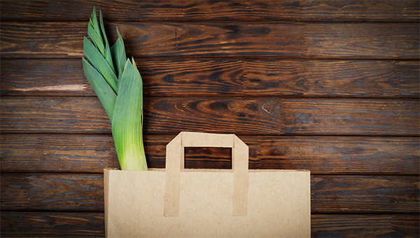 image of a grocery bag