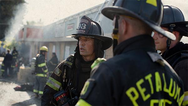 photo of COP firemen
