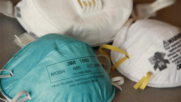 image of n95 masks