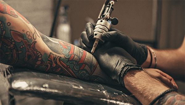 picture of tattoo
