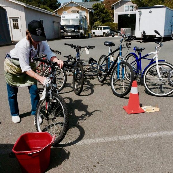 Bike Give Back Program