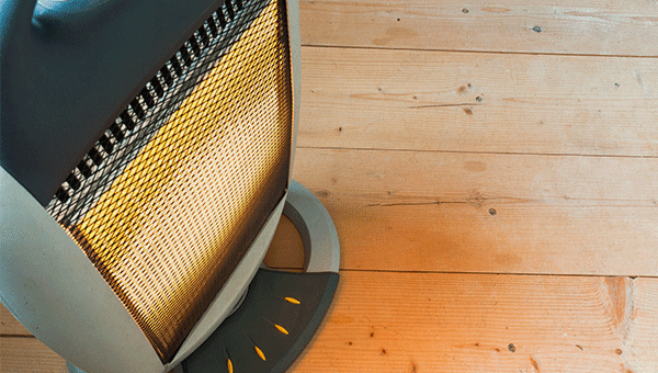 picture of electric heater