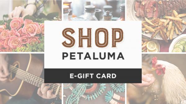 shop petaluma gift card
