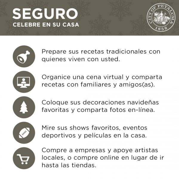 safe graphic in spanish