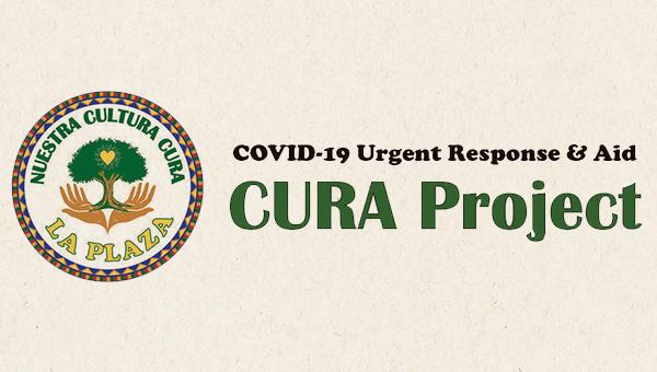 CURA project logo