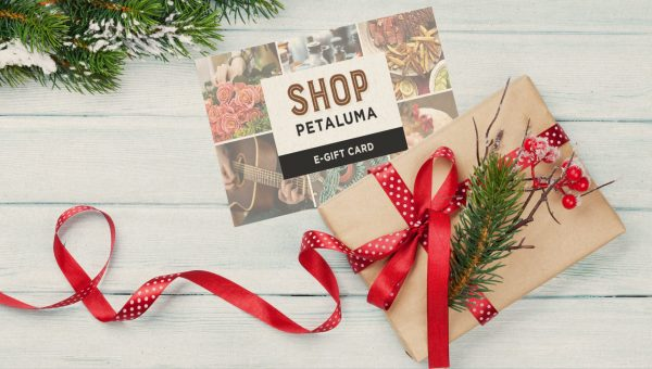 image of shop petaluma giftcard