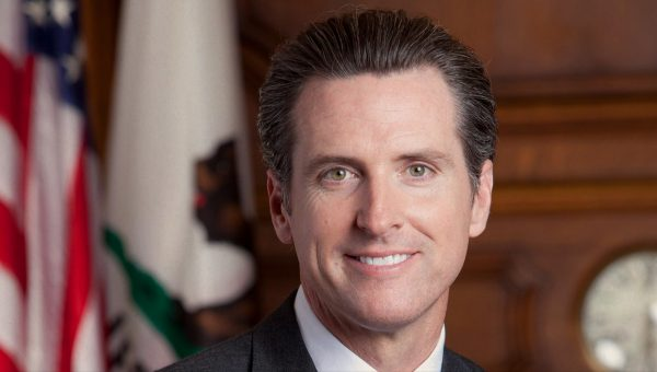 picture of governor newsom