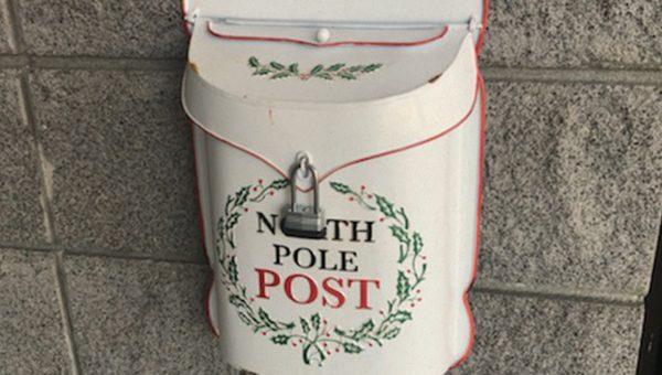 santa letters box image