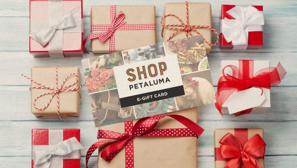 shop petaluma gift card image