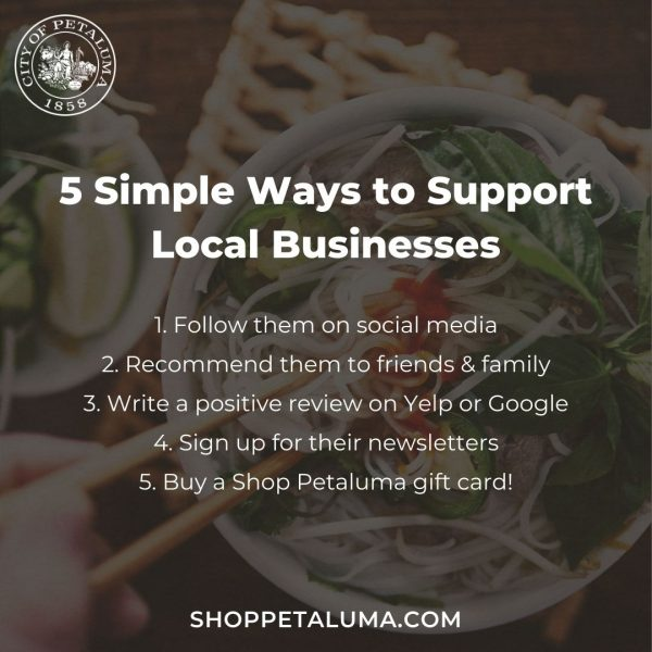 5 simple ways to support local businesses