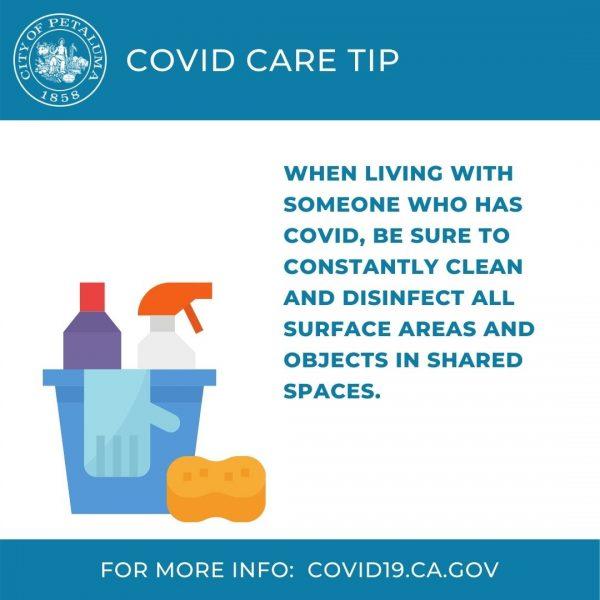 Covid Care Tip