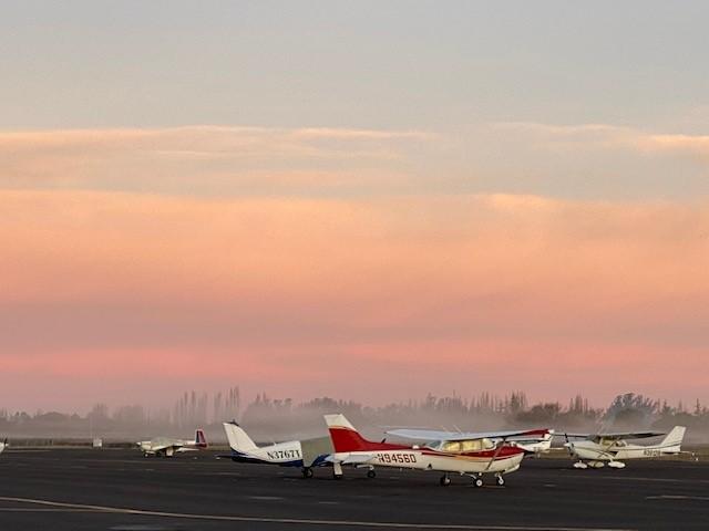 petaluma airport