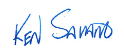 Ken Savano Signature