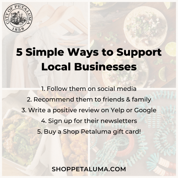 5 Ways to Support Local Businesses