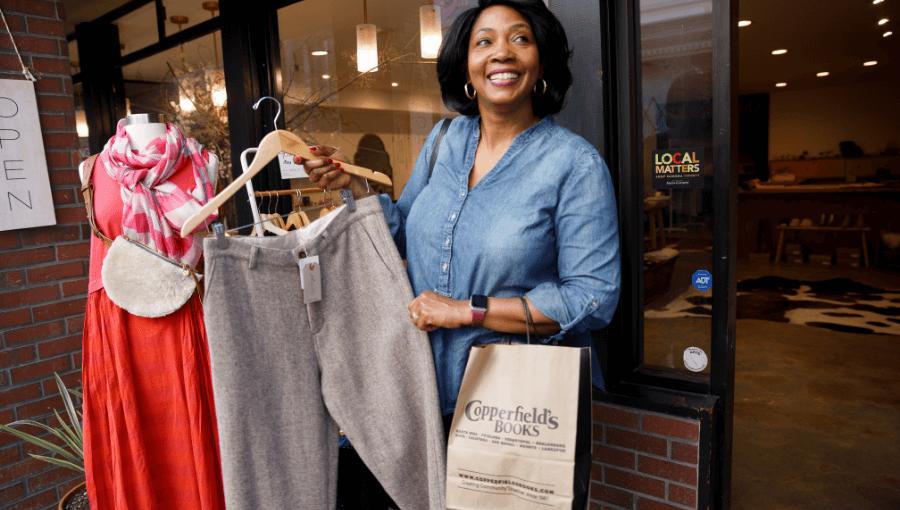 Petaluma Downtown Shop