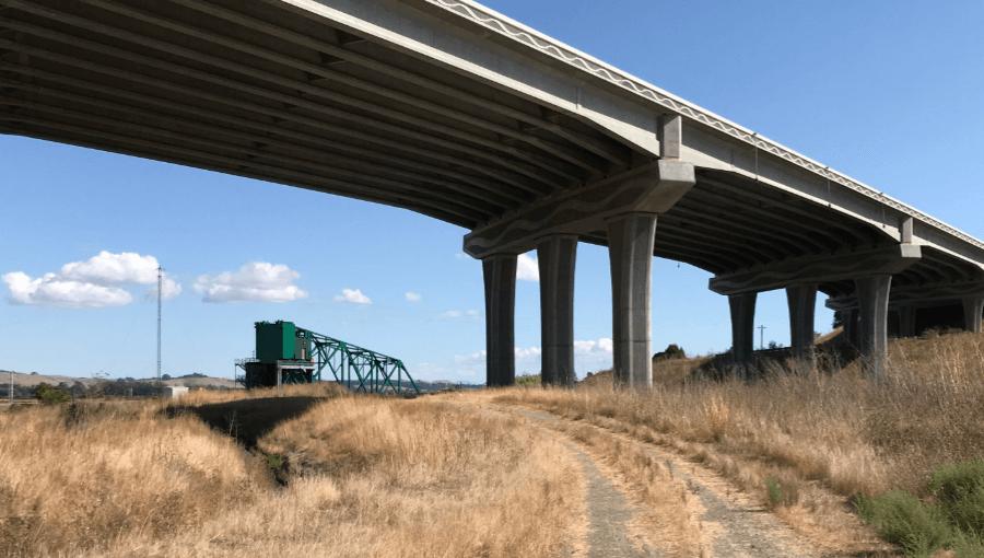 Petaluma Overpass
