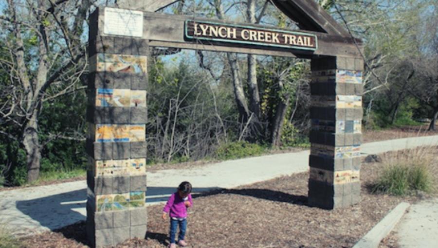 Lynch Creek Trail Detour CIP 900x510
