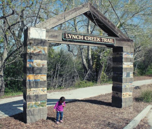 Lynch Creek Trail Detour CIP