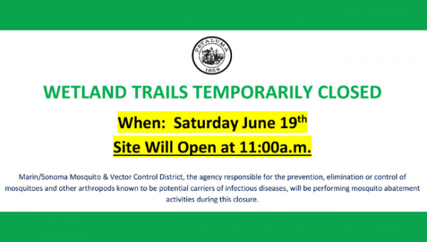 Wetlands Trail Closure 6_19