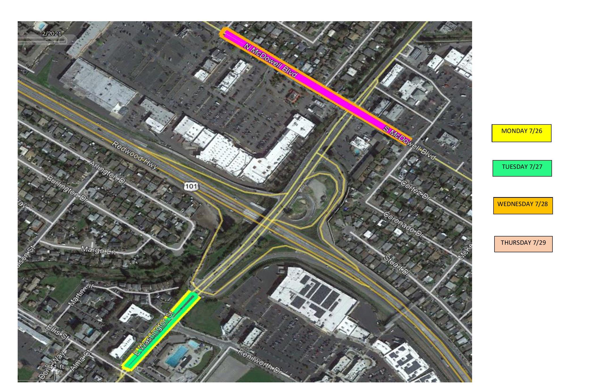 Pavement Map 1 7_26 thru 7_29